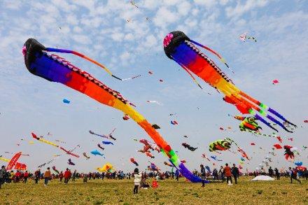 潍坊国际风筝会