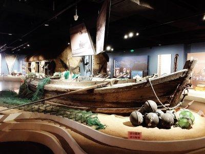 渔民出海所用渔船 、捕捞设备等
